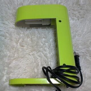 ツインバード(TWINBIRD)のテーブルライト 蛍光灯器具 TWINBIRD LK-Z007型(テーブルスタンド)