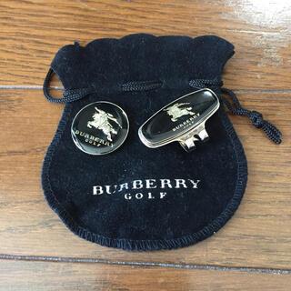 バーバリー(BURBERRY)のバーバリーゴルフ☆ブラックボールマーカー(その他)