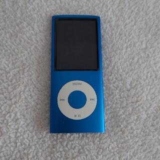 iPod - ジャンク品★iPod nano A1285★16GB ブルー