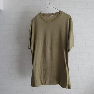 ヤエカ(YAECA)のAURALEE SEAMLESS CREW NECK LONG TEE(Tシャツ/カットソー(半袖/袖なし))