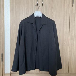 COMOLI - 19SS AURALEE ウールシルク トロピカル シャツジャケット