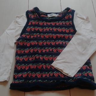 シップスキッズ(SHIPS KIDS)のSHIPS ロンT 110(Tシャツ/カットソー)