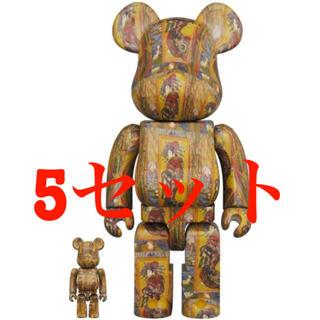 メディコムトイ(MEDICOM TOY)のBearbrick「Van Gogh Museum」100% & 400%(その他)