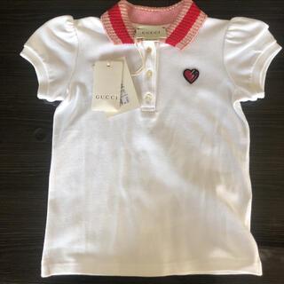 グッチ(Gucci)の【新品未使用】GUCCI ポロシャツ 24m(Tシャツ)