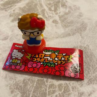 チョコエッグ  ヒカキンハローキティ(キャラクターグッズ)