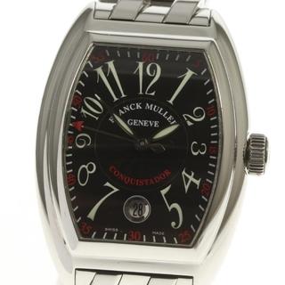 フランクミュラー(FRANCK MULLER)の☆良品 フランクミュラー コンキスタドール  8005HSC メンズ 【中古】(腕時計(アナログ))