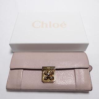 クロエ(Chloe)の■Chloe 財布 ピンク レディース(財布)