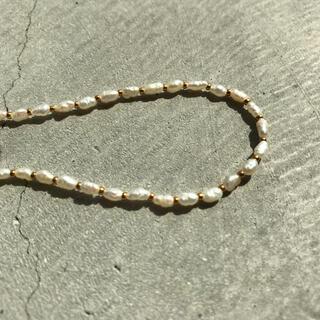 アーバンリサーチ(URBAN RESEARCH)のhandmade necklace 001(ネックレス)