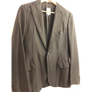 マンドゥ(MANDO)の定価50,000円位 MANDO 製品染め テーラードジャケット(テーラードジャケット)