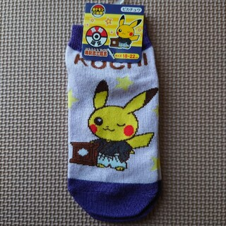 ポケモン(ポケモン)のポケモン ソックス(靴下/タイツ)