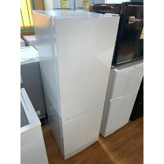 (洗浄済)マクスゼン:冷蔵庫 157L 2020年製【名古屋市内配送無料】(冷蔵庫)