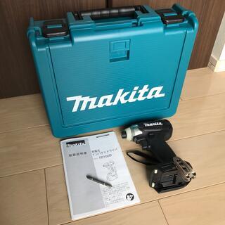 マキタ(Makita)のマキタ 18v インパクト TD155DZ ケース付き(工具)
