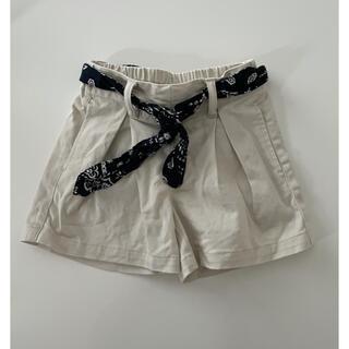 エムピーエス(MPS)のMPS 女の子 ショートパンツ 100(パンツ/スパッツ)