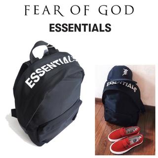 フィアオブゴッド(FEAR OF GOD)のFOG FEAR OF GOD ESSENTIALS リュック バックパック(バッグパック/リュック)