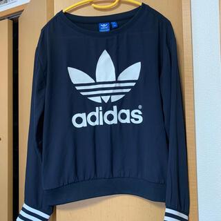 アディダス(adidas)の[adidas] シースルートップス(カットソー(長袖/七分))