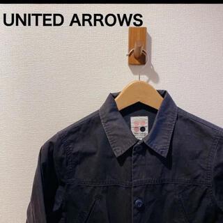 UNITED ARROWS - ユナイテッドアローズピンクレーベル スプリングコート【希少】