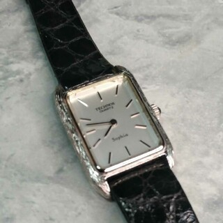 テクノス(TECHNOS)のテクノス腕時計 ソフィア 店舗展示品(腕時計(アナログ))