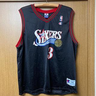 NBA アレン アイバーソン レプリカ Lサイズ(バスケットボール)