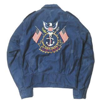 RRL - RRL 1940s バック刺繍 ミリタリーショートジャケット XS メンズ