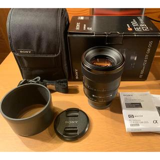 ソニー(SONY)の美品 FE 100mm F2.8 STF GM OSS SEL100F28GM(レンズ(単焦点))
