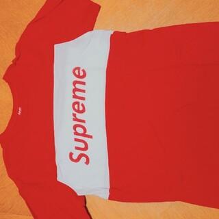 シュプリーム(Supreme)のSupremeTシャツ(Tシャツ(半袖/袖なし))