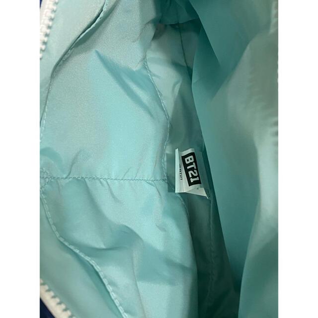 防弾少年団(BTS)(ボウダンショウネンダン)のbt21  レスポ バック LeSportsac レディースのバッグ(ショルダーバッグ)の商品写真