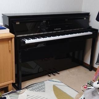ヤマハ(ヤマハ)の◆直接引き取り◆YAMAHA/ヤマハ【NU1】(ピアノ)