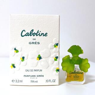グレ(GRES)の人気 香水 GRES  グレ カボティーヌ オードパルファム 3.2ml(香水(女性用))