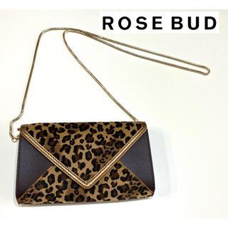ローズバッド(ROSE BUD)のROSE BUD♡ショルダーバッグ             お値下げしました‼️(ショルダーバッグ)