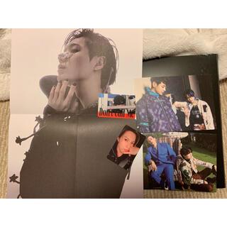 シャイニー(SHINee)のshinee テミン トレカ ポスター カード(K-POP/アジア)