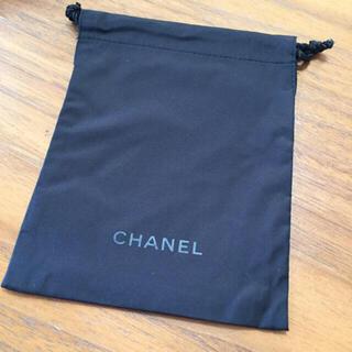 シャネル(CHANEL)のCHANEL  シャネル 巾着 ショッパー 保存袋 小物入れ (小物入れ)