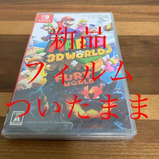 ニンテンドースイッチ(Nintendo Switch)のスーパーマリオ 3Dワールド + フューリーワールド Switch マリオ(家庭用ゲームソフト)