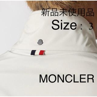 モンクレール(MONCLER)の新品 モンクレール メンス ブルゾン ジャケット size: 3(ブルゾン)