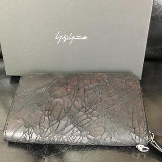 ヨウジヤマモト(Yohji Yamamoto)のyohjiyamamoto POUR HOMME  財布 新品 (長財布)