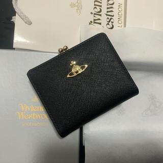 Vivienne Westwood - セール中❗️ヴィヴィアンウエストウッド vivienne 2折リ財布 ブラック