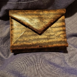 Dono(ドーノ) 三つ折りミニ財布 ブラウン (財布)