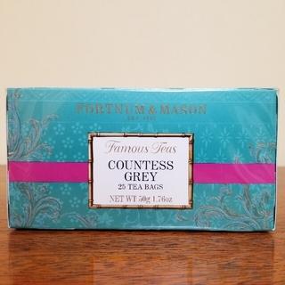 カウンテスグレイ ティーバッグ紅茶 フォートナム&メイソン(茶)