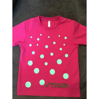 STIGA 卓球のシャツ(卓球)