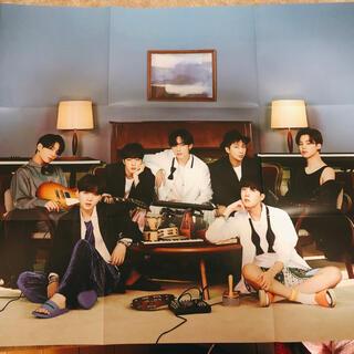 ボウダンショウネンダン(防弾少年団(BTS))のBTS BE Essential Edition ポスター(その他)