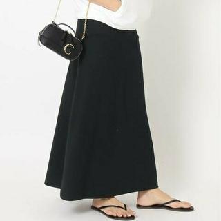 ドゥーズィエムクラス(DEUXIEME CLASSE)の新品タグ付 ドゥーズィエムクラス *Jersey フレアスカート(ロングスカート)