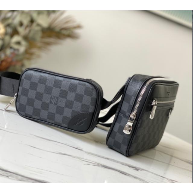 LOUIS VUITTON(ルイヴィトン)のルイヴィトン スコット・メッセンジャー メンズのバッグ(メッセンジャーバッグ)の商品写真