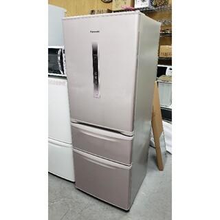 Panasonic - 【5ドア冷蔵庫】上段が届きやすいタイプ☆人気のピンクです♪