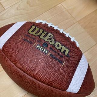 ウィルソン(wilson)のアメフトボール(アメリカンフットボール)