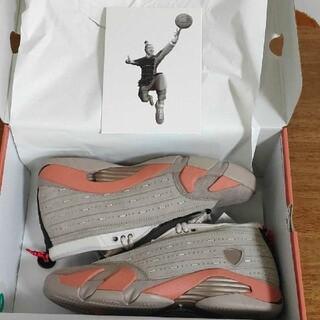 NIKE clot  Air Jordan14 新品未使用 27.5cm(スニーカー)