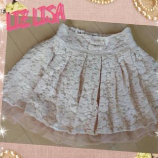 リズリサ(LIZ LISA)のLIZ LISA♡♡♡スカート(ミニスカート)