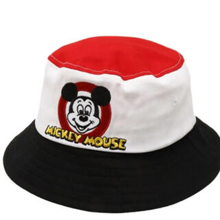 ディズニー(Disney)のミッキー バケットハット(ハット)