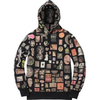 シュプリーム(Supreme)のSupreme Thrills Hooded Sweatshirt(パーカー)