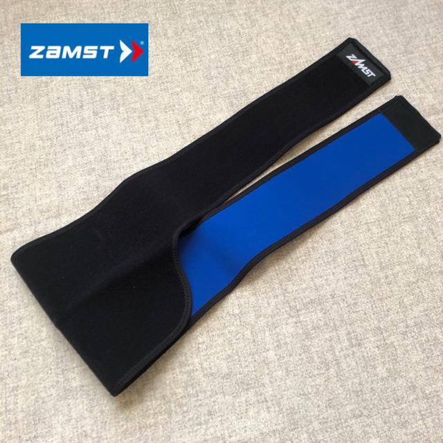 ZAMST(ザムスト)の【 ZAMST 】 太腿サポーター  保護サポーター  M 左右兼用  男女兼用 スポーツ/アウトドアのトレーニング/エクササイズ(トレーニング用品)の商品写真