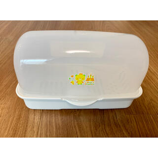 ニシマツヤ(西松屋)の西松屋 電子レンジ用 哺乳瓶消毒器(哺乳ビン用消毒/衛生ケース)