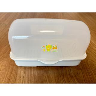 ニシマツヤ(西松屋)の西松屋 電子レンジ用 哺乳瓶消毒器 追加写真(哺乳ビン用消毒/衛生ケース)